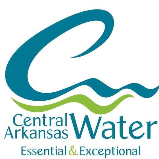 Central Arkansas Water logo