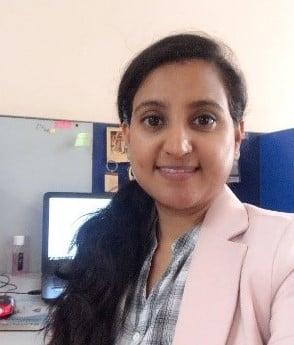 Jamuna Yadhav R, M.Sc, PGDB, Bioscreen Field Application Specialist-1
