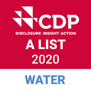 WATER stamp 2020